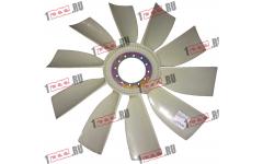 Вентилятор охлаждения двигателя XCMG фото Тобольск