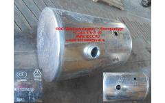 Бак топливный 380литров круглый H2/H3 фото Тобольск