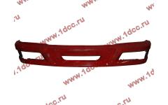 Бампер FN2 красный самосвал для самосвалов фото Тобольск