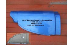 Обтекатель кабины левый HANIA синий фото Тобольск